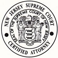 Certified New Jersey Criminal Defense Attorney
